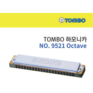 TOMBO 하모니카 NO.9521 Octave